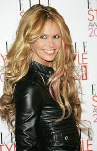Elle MacPherson at the ELLE Style Awards 2006, the fashion magazine's annual awards.
