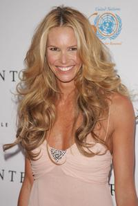Elle MacPherson at the Tribeca Film Festival for the premiere of