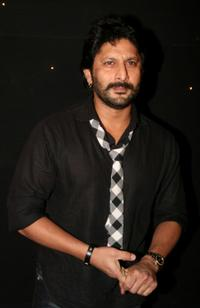 Arshad Warsi at the Indian Television Star Gold Lux Sabsey Favorite Kaun Awards night.