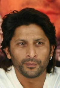Arshad Warsi at the press conference of