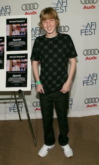 Dean Collins at the screening of