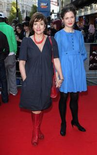 Mary Nighy and Guest at the UK premiere of