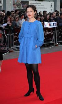 Mary Nighy at the UK premiere of