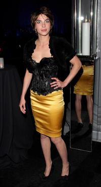 Natalia Tena at the after party of the European premiere of