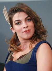 Natalia Tena at the Apple Store Soho presents meets the filmmakers