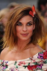 Natalia Tena at the world premiere of