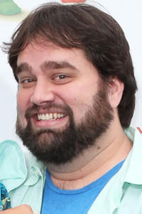 Andy Signore at the premiere of