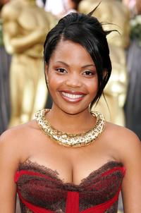 Terry Pheto at the 78th Annual Academy Awards.
