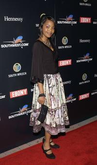 Terry Pheto at the 2nd Annual Ebony Oscar Celebration.