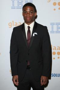 Paul James at the 20th Annual GLAAD Media Awards.