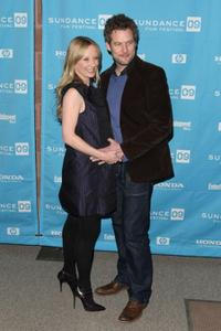 Anne Heche and James Tupper at the premiere of