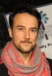 Carlos Leal at the French Gala Reception during the 22nd Annual Palm Springs International Film Festival in California.