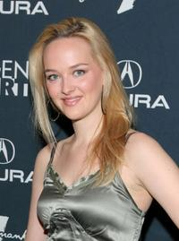 Jess Weixler at the 14th Annual Gen Art Film Festival.