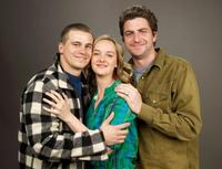 Jason Ritter, Jess Weixler and Jay DiPietro at the 2009 Sundance Film Festival.