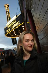 Jess Weixler at the screening of