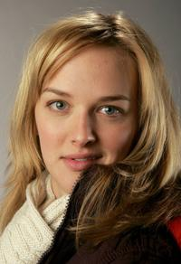Jess Weixler at the 2007 Sundance Film Festival.