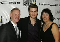 Jimmy Markee, Jeff Branson and Gina Quattrochi at the Baily House 18th Annual