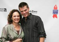 Valerie Harper and Jeff Branson at the 19th Annual Broadway Flea Market and Grand Auction For Broadway Cares.