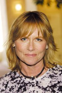 Amy Madigan at the summer TCA at the Renaissance Hotel.