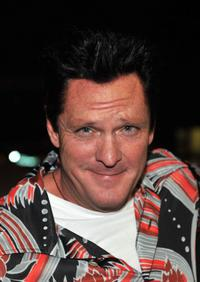 Michael Madsen at the premiere of