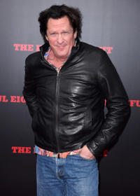Michael Madsen at the New York premiere of