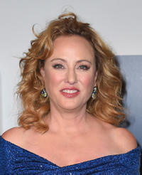Virginia Madsen at the New York premiere of