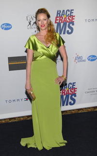 Virginia Madsen at the 14th Annual Race To Erase MS