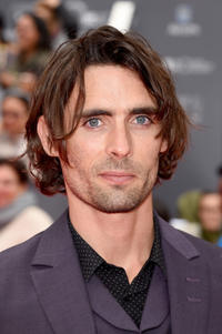 Tyson Ritter at the 'Miss You Already' premiere during the 2015 Toronto International Film Festival at Roy Thomson Hall.