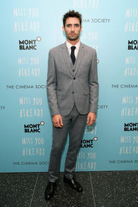 Tyson Ritter at the New York premiere of