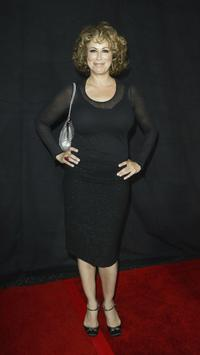 Roma Maffia at the season premiere screening of