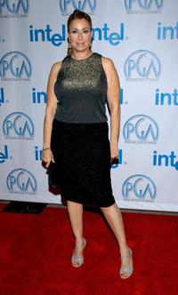 Roma Maffia at the 16th Annual Producers Guild Awards.
