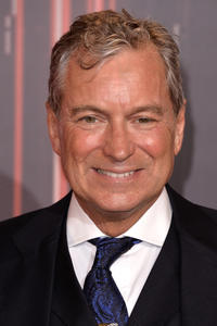 John Middleton at The British Soap Awards in Manchester, England.