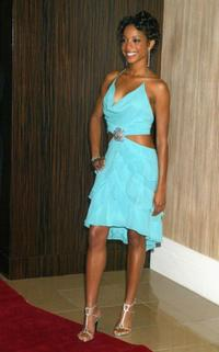 Tamyra Gray at the A Stellar Night Starlight Starbright Children's Foundation gala.