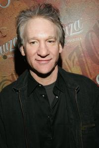 Bill Maher at the Sauza Tequila Cinco de Mayo Fiesta.