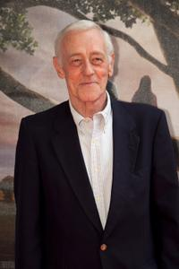 John Mahoney at the premiere of