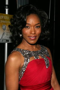 Angela Bassett at the 39th NAACP Image Awards in L.A.