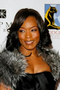 Angela Bassett at the premiere of the