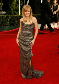 Ashley Jensen at the 14th Annual Screen Actors Guild Awards.