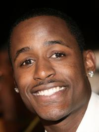 Jackie Long at the premiere of