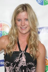 Hannah Teter at the Samsung's 9th Annual Four Seasons of Hope Gala.