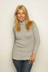 Elise Muller at the 2008 Sundance Film Festival.