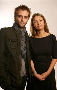 Joe Anderson and Erica Dunton at the 2008 Tribeca Film Festival.