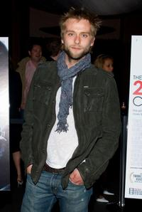 Joe Anderson at the after party of