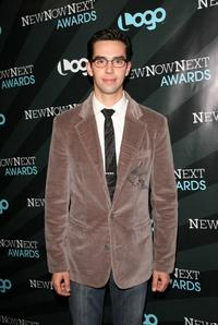 Michael Carbonaro at the 2008 NewNowNext Awards.