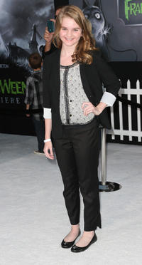 Kerris Dorsey at the California premiere of