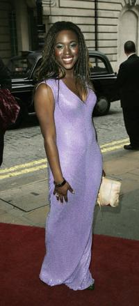 Claire-Hope Ashitey at the UK premiere of