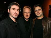 Stephane Brize, Michael Mann and Olivier Nakache at the 10th Annual City of Lights, City of Angels French Film Festival.
