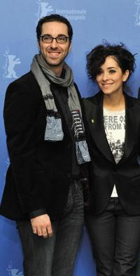 Ermin Bravo and Zrinka Cvitesic at the photocall of