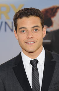 Rami Malek at the California premiere of