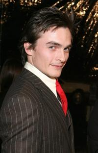 Rupert Friend at the Los Angeles premiere of